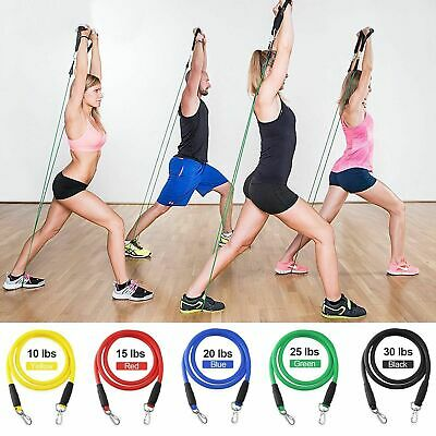 Power Guidance Pull Up Exercise Bands For Resistance Body Stretching Fitness Gym