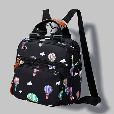 Mummy Portable Maternity Nappy Diaper Bag Large Capacity Travel Backpack W
