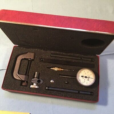 Central Tool Co. No. 200 Dial Test Indicator Set