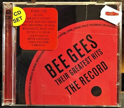 2CD Greatest Hits Bee Gees 2CD