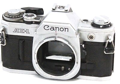 CANON AE-1 SLR Camera Body Only  - B23