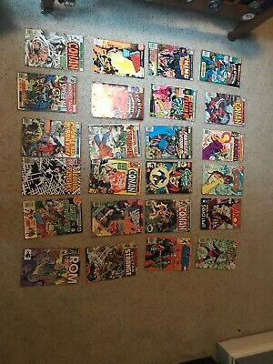 Mixed LOT OF (50) Marvel ~ Good Condition ~ 1960s-Modern ~ Comic Book Lot