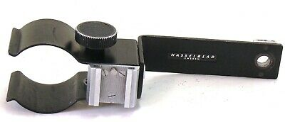 Hasselblad adjustable flash shoe pistol grip attachment bracket 45039 EXC #33381