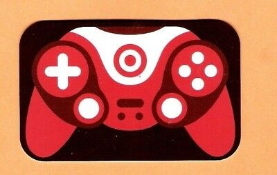 Collectible 2006 Target Gift Card - Game Controller - No Cash Value