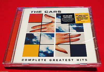 THE CARS - Complete Greatest Hits - Factory Sealed CD - Best Of CD