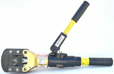 Reliable USA REL-2000-MC Portable Hydraulic Cable Cutter 50mm-CU 19mm-Rebar 425
