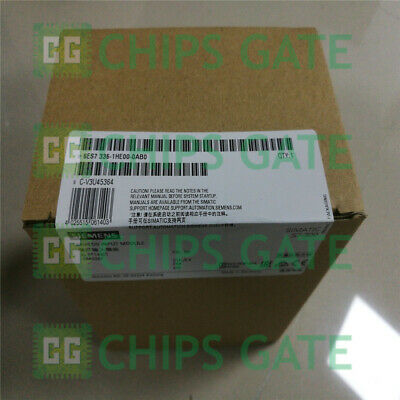 1PCS New in Original Box Siemens PLC 336-1HE00-0AB0 6ES7336-1HE00-0AB0 Fast Ship