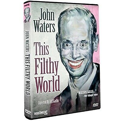 John Waters - This Filthy World - Dvd
