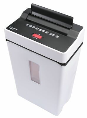 Olympia Ps 55 cc Paper Shredder, White