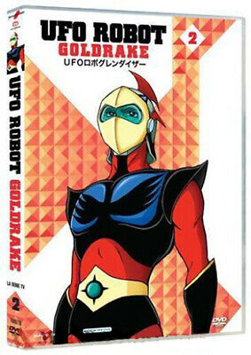 Ufo Robot Goldrake Sp.edition Vol. 2  Dvd Anime
