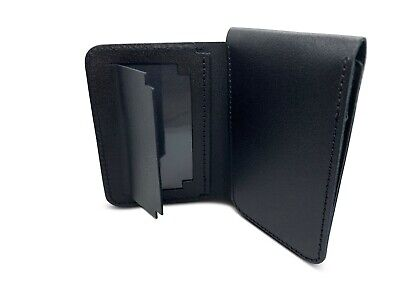 Quality Leather Warrant Card/ ID Holder Police, Security, Ambulance & Paramedic.