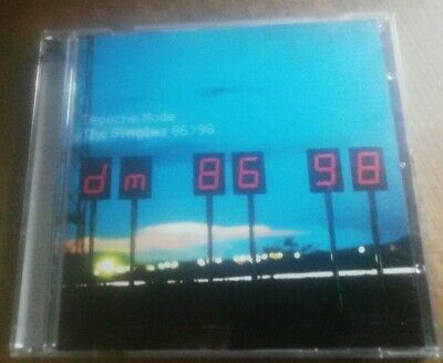 Depeche Mode - the singles 86 98 (2CD 1998)