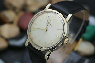 C. 1965 OMEGA Automatic Cal. 550 10K Gold Filled Men's Dress Watch