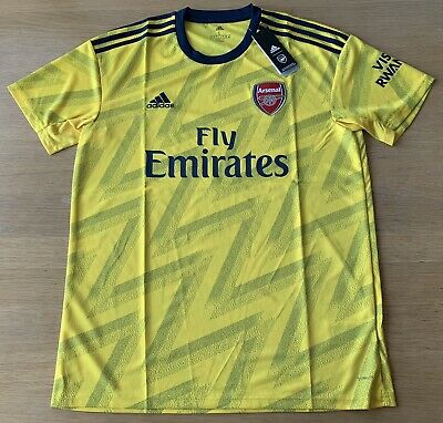 Arsenal Adidas Away Shirt 2019/20 Mens Large BNWT 100% Genuine.