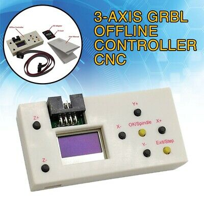 """3Axis GRBL Offline Controller CNC 1.8"""" LCD for 3-Axis CNC 3018PRO 1610/2418/3018"""