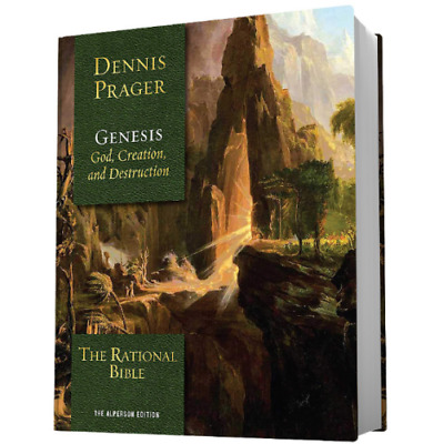 The Rational Bible Exodus Genesis by Dennis Prager [ 2019.P-D-F ]