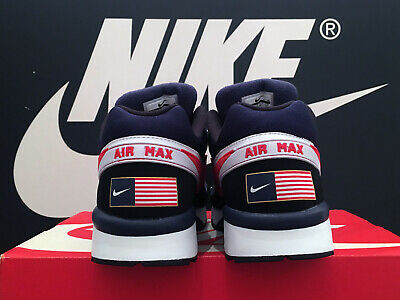 NIKE Air Max BW Tennis Shoes Sneakers Premium USA Olympic 13