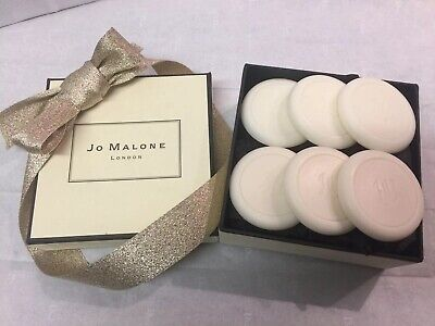 Jo Malone Red Roses English Pear And Freesia Travel Soap Set Gift Boxed