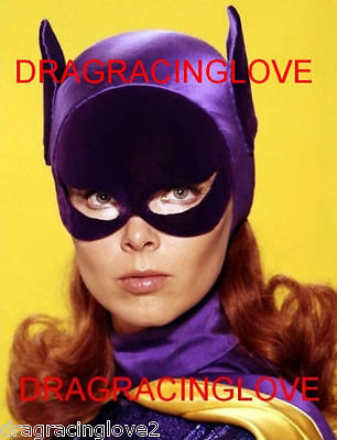 "Gorgeous Actress ""Yvonne Craig"" 60s TV ""BatGirl"" ""Pin-Up"" PHOTO! #(7)"