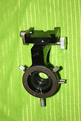 Zeiss Microscope WL / Photomicroscope / Universal Condenser Holder