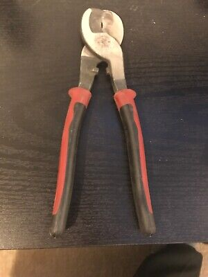 """Klein Tools J63050-SEN JOURNEYMAN High-Leverage Cable Cutter 9"""" Free Shipping"""