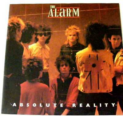 """THE ALARM UK 1985 12"""" Single ABSOLUTE REALITY  NEW"""