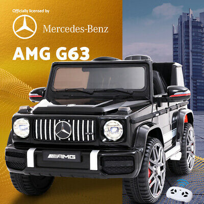 Kids Ride On Car Electric Mercedes-Benz Licensed Toys Remote 12V Battery Cars
