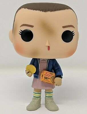 Funko Pop Vinyl Eleven Stranger Things Figure 421 Eggo Television No Box