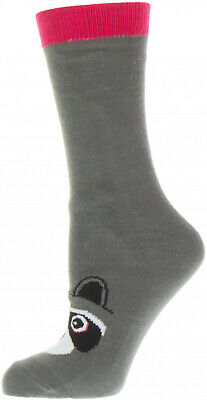 Dare2B Footloose Childrens Socks Grey Warm Crew Length Casual Kids Ski Sock