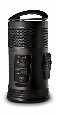 1736748-Honeywell HZ 445 Termoventilatore Ceramico 360° Surround con Telecomando