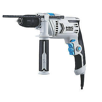 Mac Allister 900W Corded Brushed Hammer Drill MEHD900