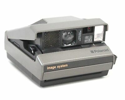 POLAROID Instant Land Camera With Quintic 125mm f/10 Camera Lens -UNTESTED - D36
