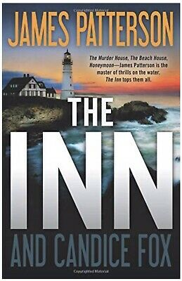 The Inn by James Patterson & Candice Fox (Hardcover)Brand New