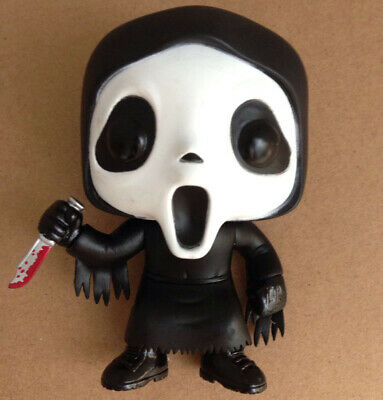 Funko POP! Loose Ghost Face #51 Scream Movies Vaulted NO BOX