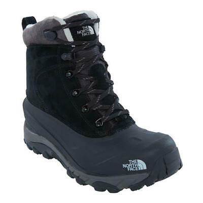 The North Face Chilkat III Mens Waterproof Walking Snow Boots Size 7-13