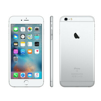 Apple iPhone 6S 64GB 4,7 Zoll iOS 8MP Display Silber Wie Neu Top Angebot WOW