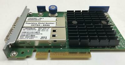 HP 705088-001 INFINIBAND FDR 2-Port 545FLR-QSP Adapter 702212-B21