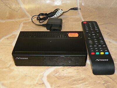 Strong Digital HD Cable Receiver SRT 3002