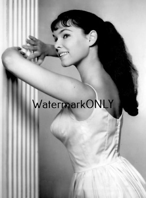 "Gorgeous Actress ""Yvonne Craig"" 60s TV ""BatGirl"" ""Pin-Up"" PHOTO! #(24)"