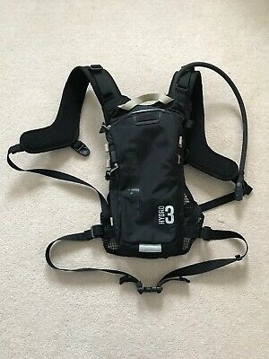 Kriega Hydro 3 Hydration Camel Water Fluid Backpack Off Road Enduro Hiking Adv