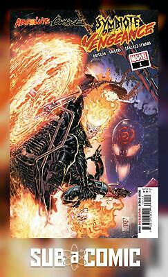 ABSOLUTE CARNAGE SYMBIOTE OF VENGEANCE #1 (MARVEL 2019 1st Print) COMIC