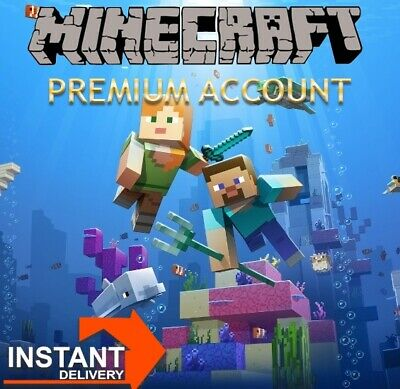 Minecraft Premium Account - Java edition, Instant Delivery + Lifetime Warranty