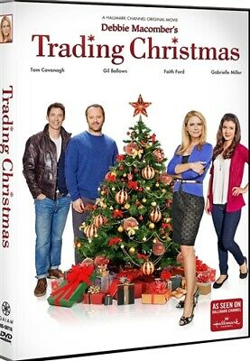 DEBBIE MACOMBER'S TRADING CHRISTMAS New Sealed DVD Hallmark Channel
