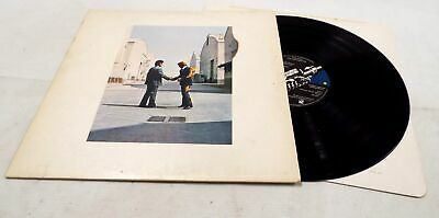 PINK FLOYD 'Wish You Were Here' Vinyl LP With Inner Sleeve A1/B10 - K13