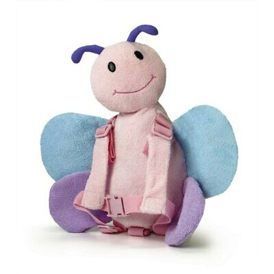 Harness Buddy Reins Backpack Butterfly