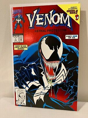 VENOM: Lethal Protector #1 and Funeral Pyre #1, NM