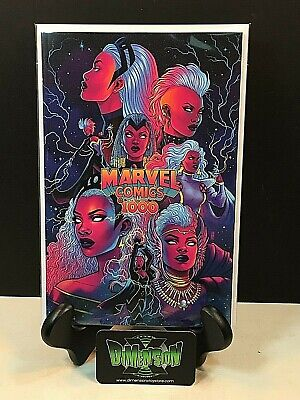 Marvel Comics #1000 1:50 Jen Bartel Variant 1St Print Nm Storm 2019 X-Men