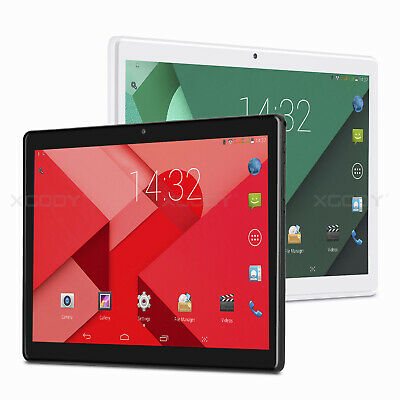 XGODY New 2019 10.1 IN 1+16GB Android 7.0 Quad Core Tablet PC 2xCamera Bluetooth