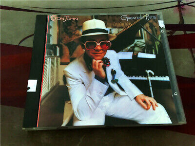 Elton John ‎– Greatest Hits MCAD-37215 US CD E359-81