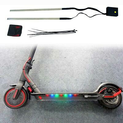 Night Cycling Warning LED Strips Bar Lamp For Electric Scooter Skateboard AU